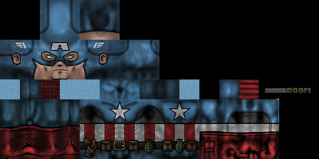 Hd skins для minecraft - ba